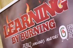 Learning by Burning - seminarii gratare si BBQ