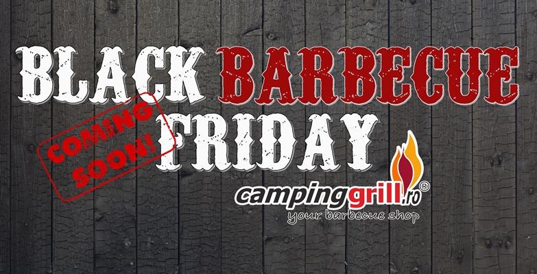 Black Barbecue Friday - CampingGrill.ro