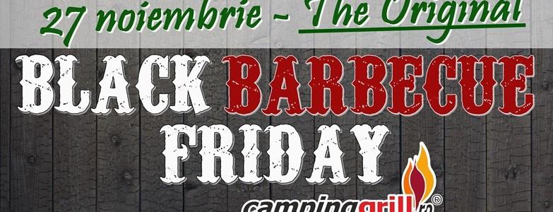 The Original Black Barbecue Friday
