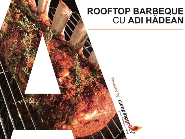 barbecue cu Adi Hadean