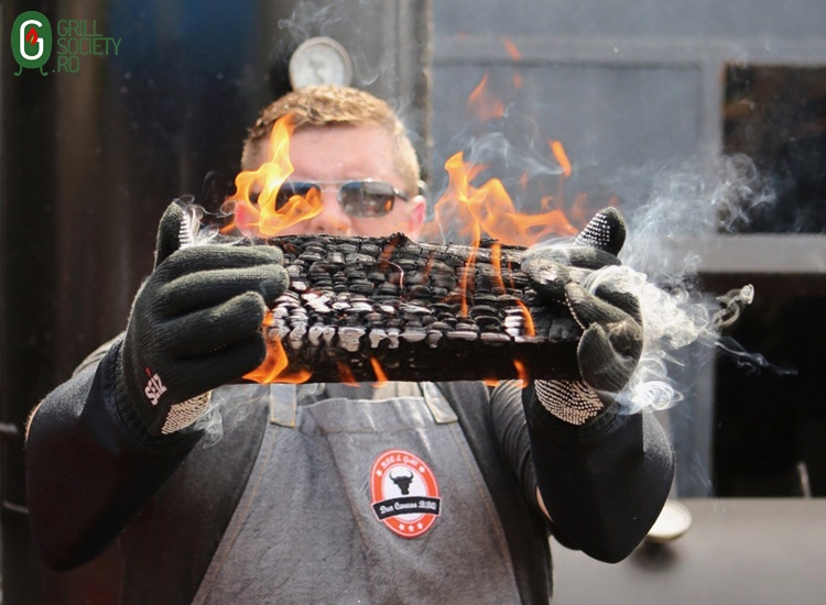 manusi termorezistente gratar BBQ PROFI